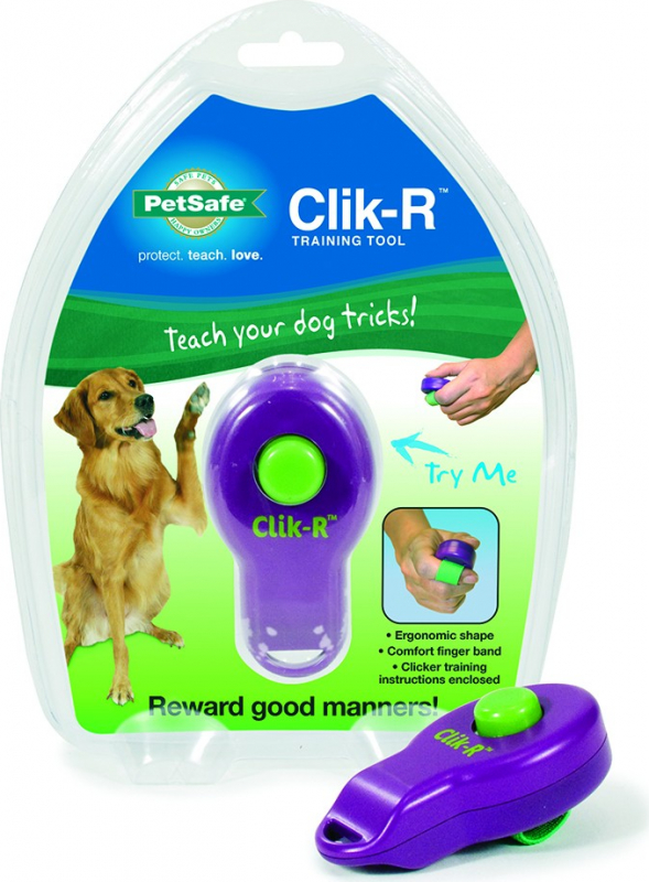 Clicker de dressage CLICK-R