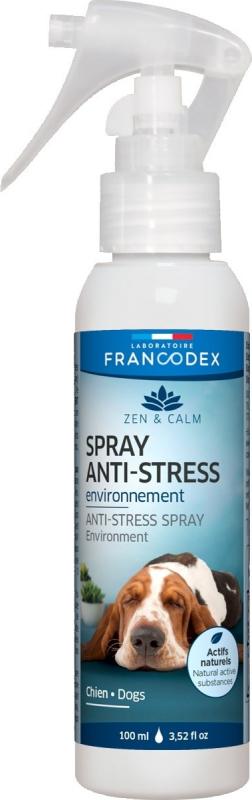 Francodex Zen en Calm Spray antistress, puppy's & honden