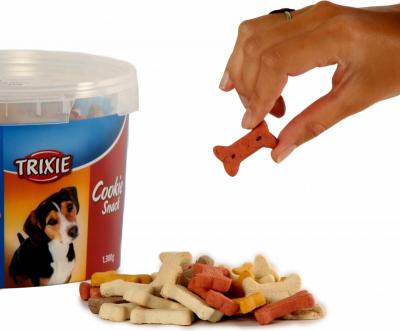 Biscuits pour chien Cookie Snack Bones