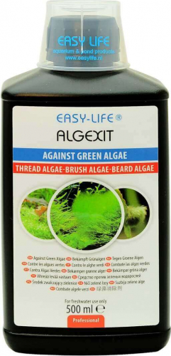 EASY-LIFE Algexit anti-algas verdes