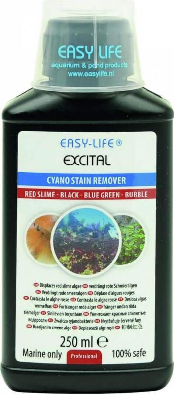 EASY-LIFE Excital traitement contre les algues rouges