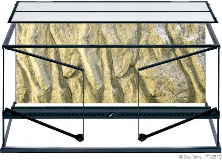 Terrario Exo Terra 90 X 45 X 45 cm de alto