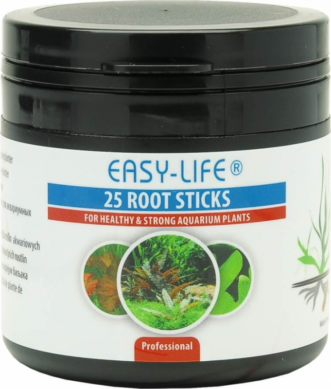 EASY-LIFE Root Sticks Bâtonnets nutritifs