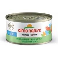 Pâtée Almo Nature HFC LIGHT pour chat - 4 saveurs au choix
