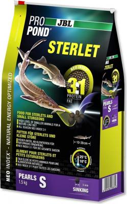 JBL ProPond Sterlet aliment complet pour esturgeons