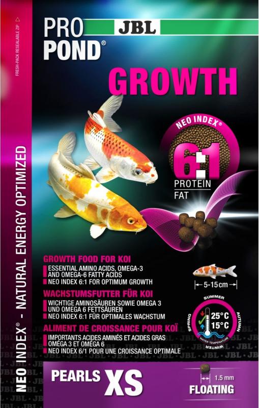 JBL ProPond Growth für koi wachstum