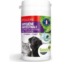 Naturly's Higiene intestinal con tierra de diatomeas