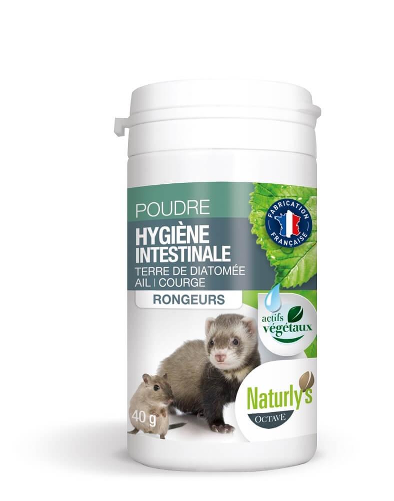 Naturly's Hygiène Intestinale pour rongeurs_0