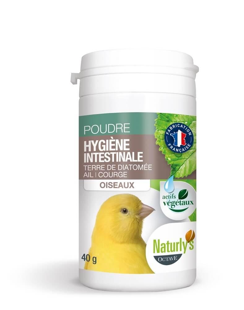 Naturly's Hygiène Intestinale pour oiseaux_0