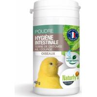 Naturly's Hygiène Intestinale pour oiseaux
