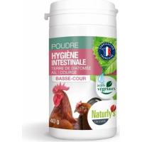Naturly's Hygiène Intestinale pour animaux de basse-cour à plumes
