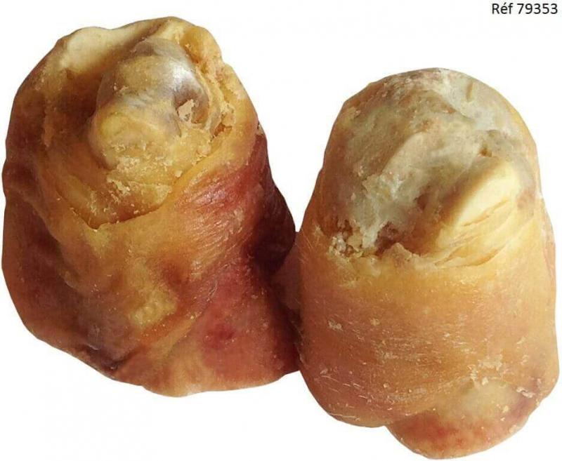 Os de jambon de Parme pour chien
