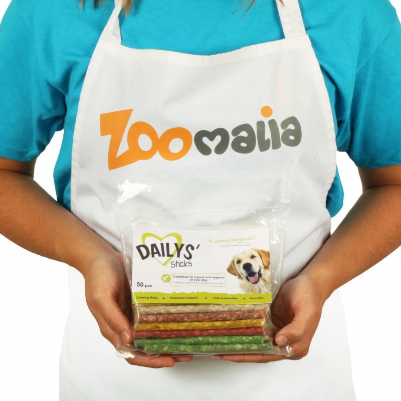 DAILYS color sticks for dogs