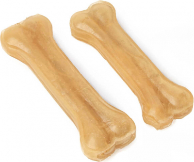 Chewing bone DAILYS 11.5 and 13 cm for dogs