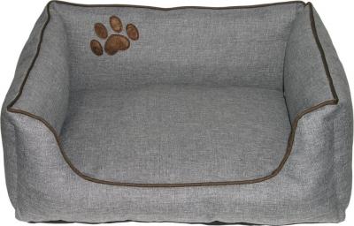 Sofa ouatiné Cambridge gris