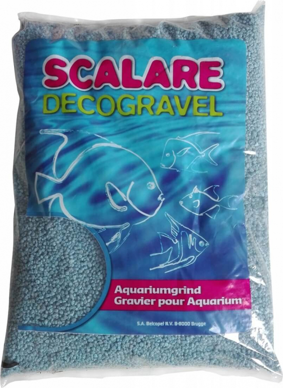 Gravier fin SCALARE DECOGRAVEL Genova 1-2mm