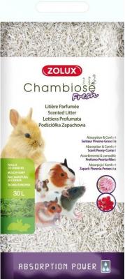 Litière Chambiose Fresh parfumée Pivoine & Groseille