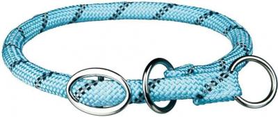 Collier Sporty Rope bleu semi-étrangleur