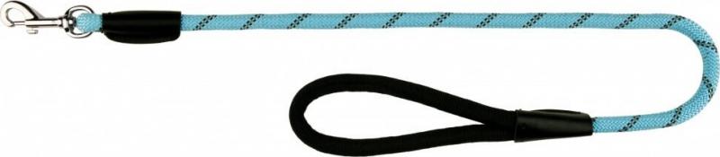 Laisse Sporty Rope bleu clair