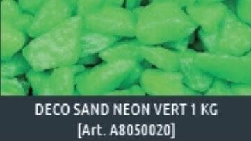 SuperFish Gravier fluo néon pour aquarium