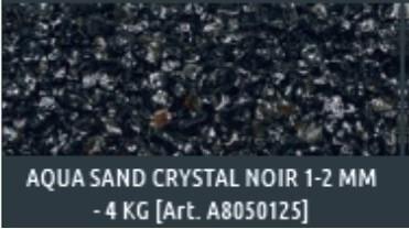 Aqua Sand kristall schwarz _0
