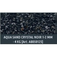 Aqua Sand crystal noir naturel