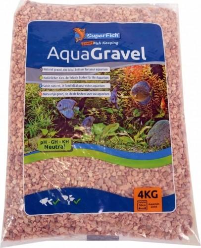 Aqua Gravel gravier jaune naturel
