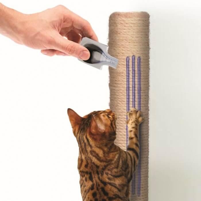 FELISCRATCH by feliway para que su gato se haga las uñas donde usted quiera_1