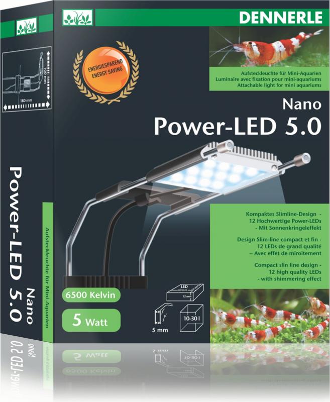 Dennerle Luminaire Nano Power LED 5.0