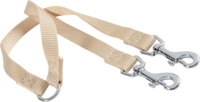 Accouple nylon 40cm beige