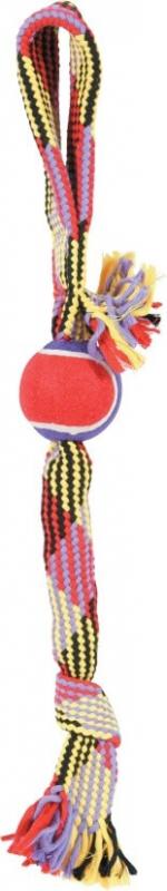 Jouet corde tennis lasso 55cm