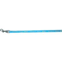 Laisse Pocket Dog 1.20m bleu
