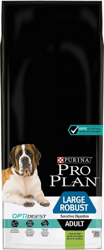 PRO PLAN Chien Large Adult Robust Sensitive Digestion