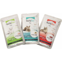 QUALITY SENS Pure Freshness Packs for adult cats
