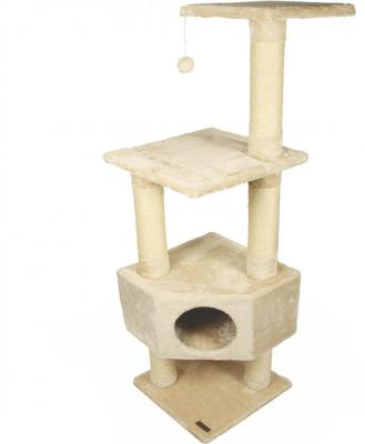 Árbol para gatos ZOLIA Luna 135 cm