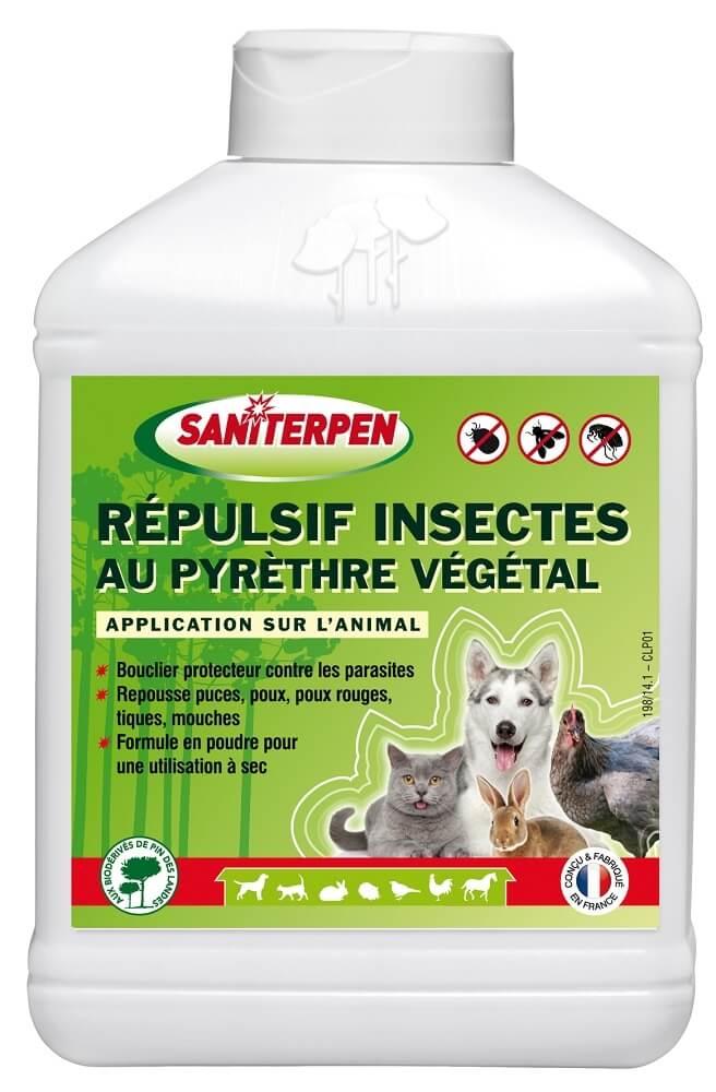 Répulsif insectes au pyrèthre végétal_0