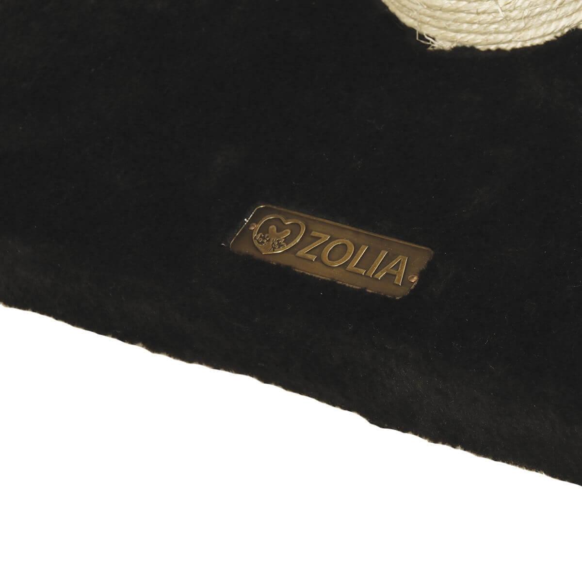 Arbre à chat ZOLIA Maximo Black XXL 175cm_7