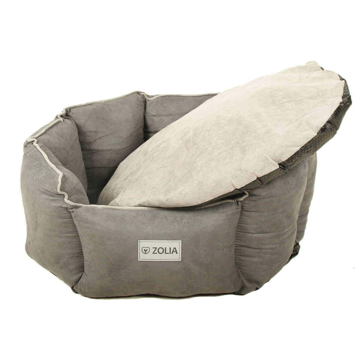panier zolia lorenzo grand confort pour chat et chien panier et corbeille. Black Bedroom Furniture Sets. Home Design Ideas