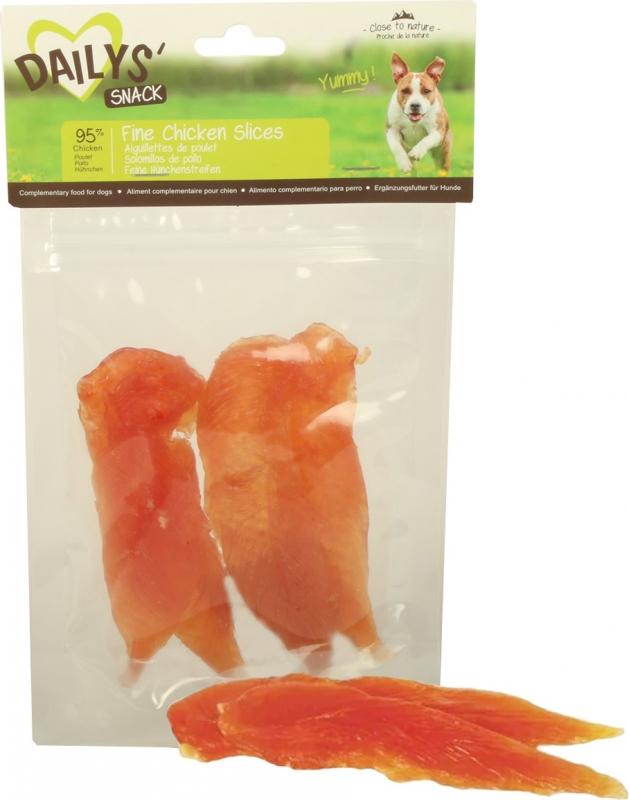 DAILYS chicken aiguillettes for dogs
