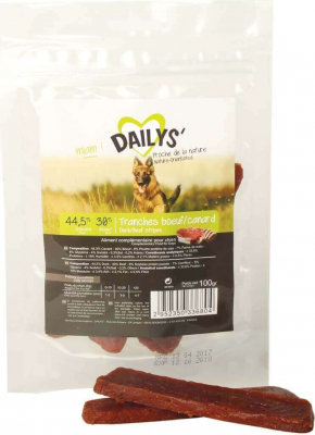 DAILYS beef and duck slices