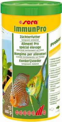 Sera ImmunPro Aliment spécial élevage