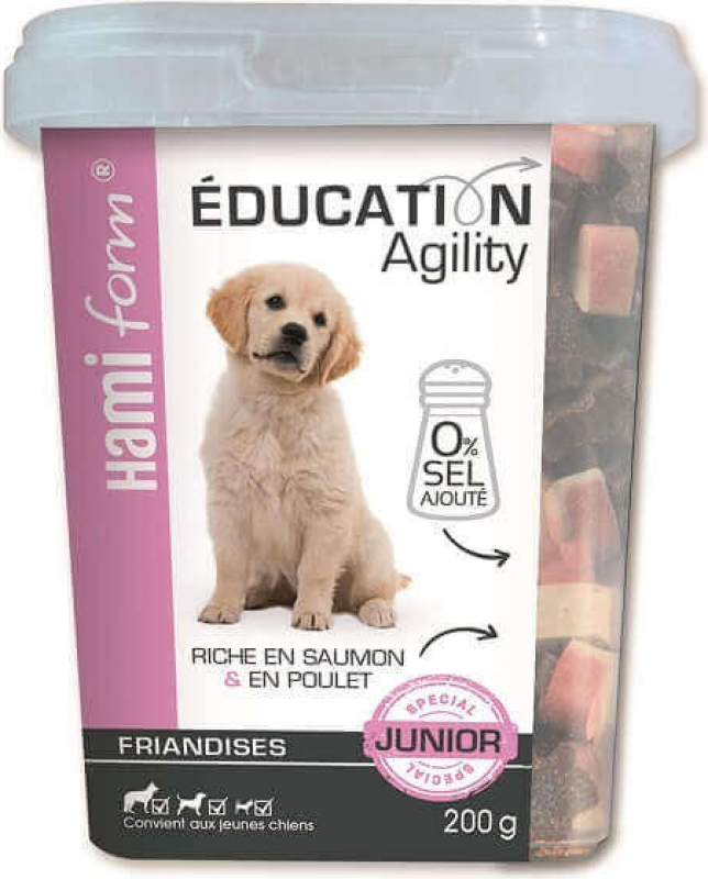 Golosinas para perro EDUCATION agility