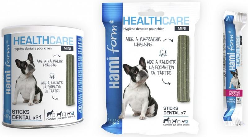 Stick Dental HealthCare Mini Hamiform - Perros pequeños