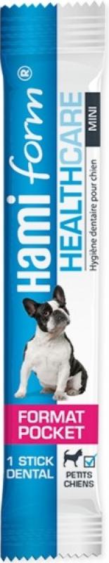 Stick Dentaire HealthCare Mini Hamiform - Chien de Petite Taille