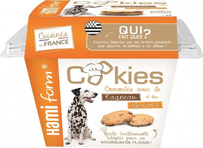EMOTION Biscuits cookies pour chien