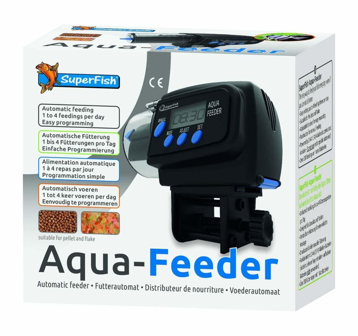 SuperFish Aqua-Feeder Distributeur automatique de nourriture_0