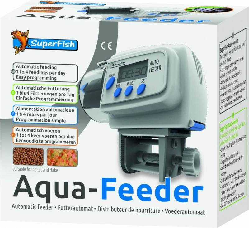 SuperFish Aqua-Feeder Distributeur automatique de nourriture
