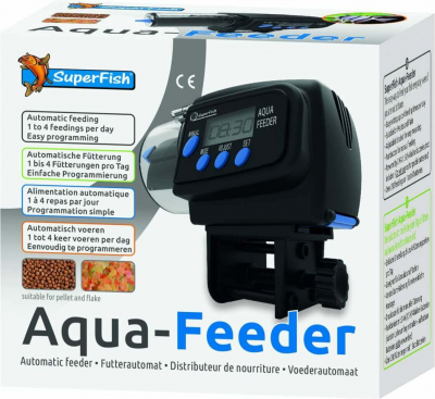 SuperFish Aqua-Feeder Distributeur automatique de nourriture