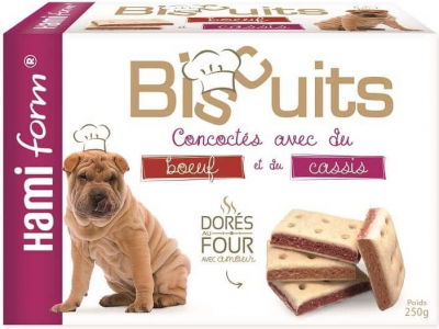 EMOTION Biscuits pour chien