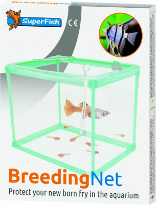 SuperFish Breeding Net Filet de protection